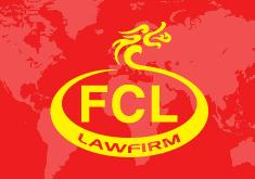 Thiết kế logo thương hiệu FCL Lawfirm