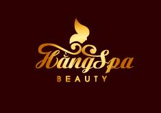 Thiết kế logo thương hiệu Hằng Spa Beauty