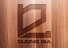 Thiết kế logo thương hiệu Nội thất Dương Gia