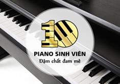 Thiết kế logo thương hiệu Piano Sinh Viên