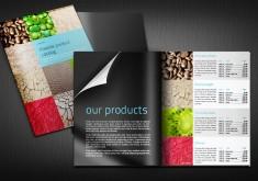Ý nghĩa của thiết kế catalogue với doanh nghiệp