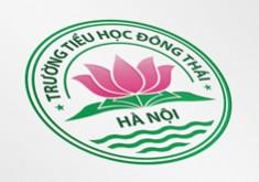 Thiết kế logo thương hiệu Trường tiểu học Đông Thái