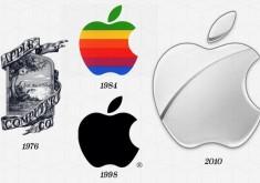 ý tưởng thiết kế logo của các thương hiệu nổi tiếng