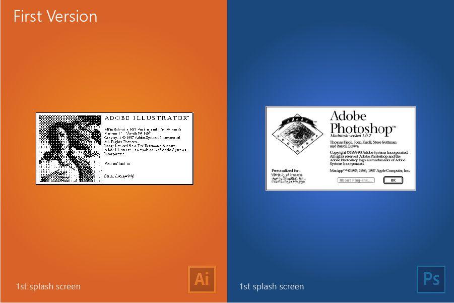 Sự khác nhau giữa Photoshop và illustrator