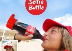 Coca Cola ra mắt loại chai đặc biệt giúp bạn thỏa thích selfie